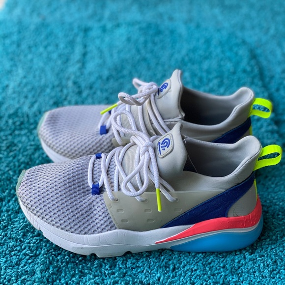 cushion fit sneakers